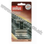 Braun 585 Flex Control Black Foil & Cutter Pack 5585771 (Genuine)