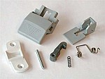 ZANUSSI FL1023 DOOR HANDLE KIT