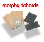 Morphy Richards Multi-Fit Bag (Pack of 5 Bags plus 2 Filters)