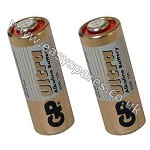 Alkaline Batteries for Remote Controls (Pack of 2) PROMOBATTPK2