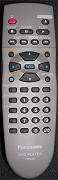 Genuine PANASONIC DVD Remote Control