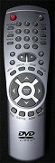 Genuine ALBA/BUSH DVD Remote Control