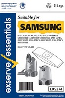 Exserve Essentials 'Samsung' Vacuum Cleaner Bag: EXS274