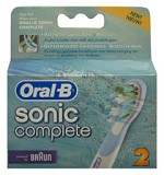 BRAUN SR18-2 Sonic Complete Toothbrush Heads