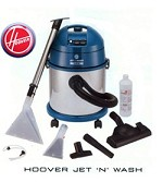 HOOVER Vacuum Cleaner Model: Jet 'N' Wash