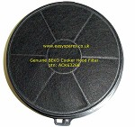 Genuine BEKO Cooker Hood Filter: ACK63268