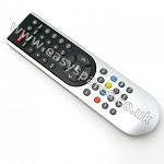 Beko Remote Control XLX187R-2 *THIS IS A GENUINE BEKO SPARE*