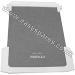Beko Glass Shelf Assy 4333523100 *THIS IS A GENUINE BEKO SPARE*