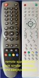 Remote control to fit LCD TV model:  UMC 122-1