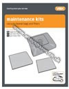Vax Swift Bagged Maintenance Kit 1-1-126188-00 (Genuine)