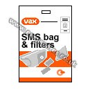 Vax SMS Bag Maintenance Kit 1-9-125389-00 (Genuine)
