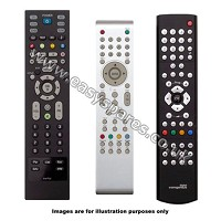 Durabrand PTV3608AS Replacement Remote Control DUNDPTV3608AS
