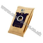 Electrolux Vacuum Cleaner 'S' Bag Pack of 5 9000844804 (Genuine)