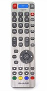 Genuine Remote for Sharp TV Models:see fit list below SHW/RMC/0111-RF-SH454