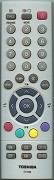 Genuine TOSHIBA Remote Control: CT-849