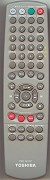 Genuine TOSHIBA Video Remote Control