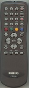 Genuine Philips TV/VIDEO Combo Remote Control for models: Philips 14PV110/07...