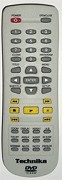 TECHNIKA Remote Control for DVD Model: DVD300