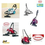SWAN Vacuum Cleaner Model: SC1010,SC1015,SC1016,SC1017