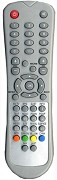 Remote Control for Selected SWISSTEC & UMC Branded LCD TV's - SMU/RMC/0002