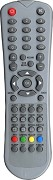 Remote Control for Selected SWISSTEC Branded LCD TV's - XMU/RMC/0002