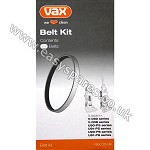 Vax V-006, Power 5 & Power 6 Belt Kit 1-9-127370-00 (Genuine)