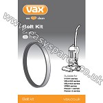 Vax Belt Kit 1-1-130669-00 (Genuine)