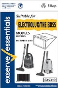 Exserve Essentials 'Electrolux - The Boss' Vacuum Cleaner Bag: EXS319