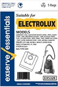 Exserve Essentials 'Electrolux' Vacuum Cleaner Bag: EXS328