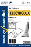 Exserve Essentials 'Electrolux' Vacuum Cleaner Bag: EXS302