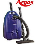 Argos Proaction Vacuum Cleaner Model VC2940RD