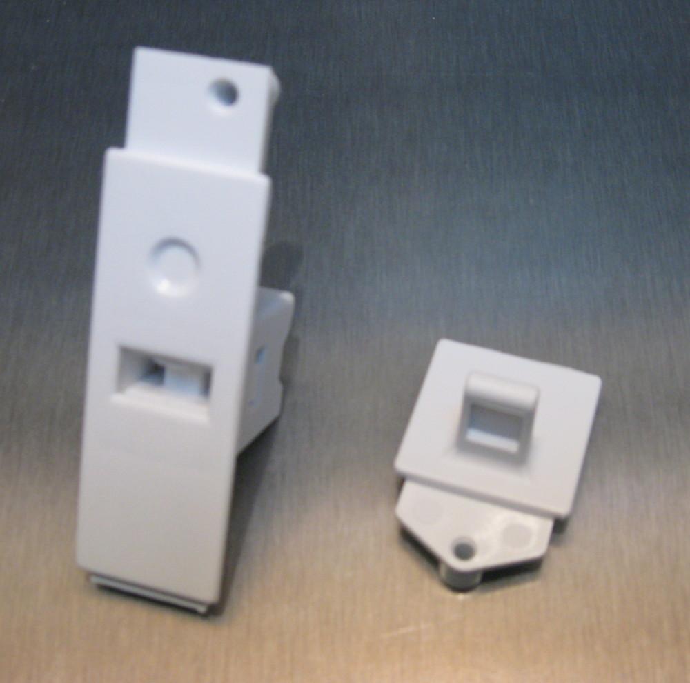 INDESIT IS Tumble Dryer Door Lock Catch /& Latch Kit Spare Parts